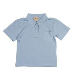 MeMini Adam Polo Shirt  cloud blue - Memini