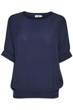 Bluse/topp fra soaked in luxury Dress blue - Soaked in Luxury