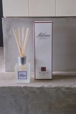 Riviera Maison Home Fragrance Milano 200 ml. Klart glass - Riviera Maison