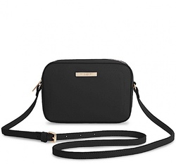 Katie Loxton Loulou Black Cross Body Bag Svart - Katie Loxton
