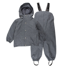 Ever Rainwear Dark navy - En Fant