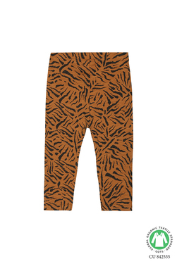 SOFT GALLERY BABY PAULA LEGGINGS BUCKTHORN BROWN - Soft Gallery
