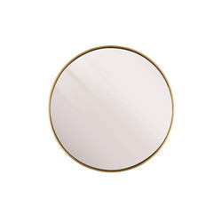 Speil Rea Mirror Antique Gold 120 cm Gull - Trend Collection