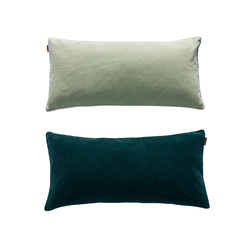 Lia Cushion OYOY Fog Green/Green - OYOY