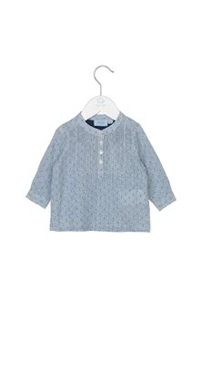 NOA NOA BLOUSE DRESS BLUE - Noa Noa