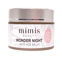 Wonder night anti age balm Natur - MIMIS