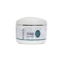 Silk hair mask Natur - MIMIS