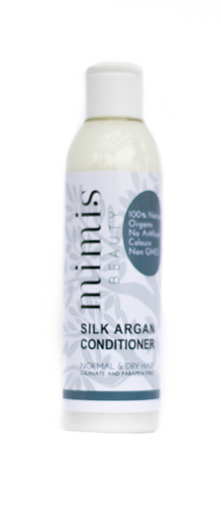 Silk hair conditioner Natur - MIMIS
