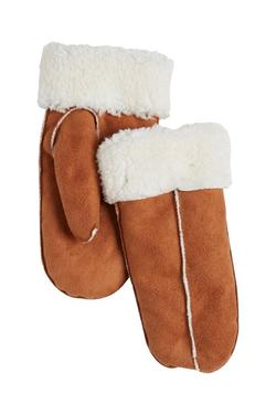 Wopi gloves Camel. - B.young