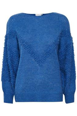 Christy Knit Blue Lolite - Kaffe