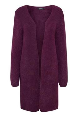 Anwen Cardigan Potent Purple - Soaked in Luxury