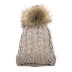 MEMINI NORTH BEANIE WARM SAND - Memini