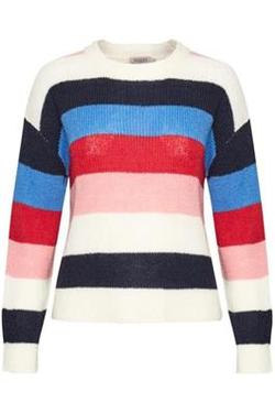 Frida Striped Pullover 699,95 - Soaked in Luxury