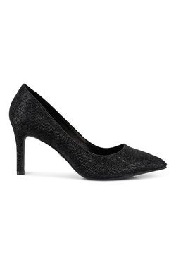 BUFFALO black pump Svart - Buffalo