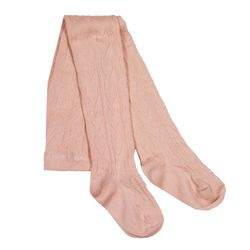 MEMINI HEART TIGHTS PEACHY PINK - Memini