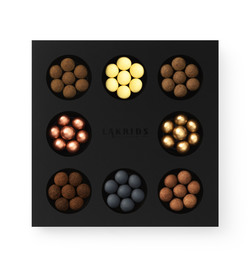 Lakrids by Johan Bülow, black selection box som på bildet - Lakrids by Johan Bülow