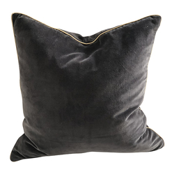 Cushion cover anthracite - Mille Moi