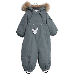 Snowsuit Nickie Stormy Wheater - Wheat