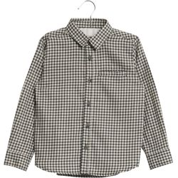 Shirt Kristian LS Steel - Wheat