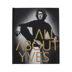 'All about Yves' coffee table book sort - New mags