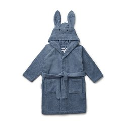 Lily Bathrobe - Blue Wave blue wave - Liewood