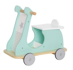 Mini Scooter Mint - JaBaDaBaDo