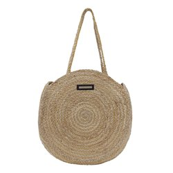 DAY round straw bag  som på bildet - DAY et