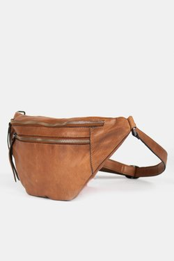 RE:DESIGNEDBYDIXIE -  Faust bumbag, walnut Walnut - Dixie