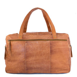 RE:DESIGNEDBYDIXIE - Signe weekendbag, walnut Walnut - Dixie