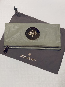 Mulberry Daria Clutch Grå - Mulberry