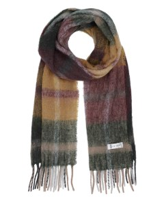 Denise scarf Portwine - Tif tiffy