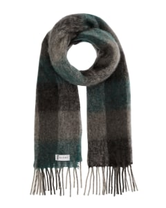 Elektra scarf green - Tif tiffy