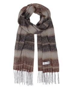 Kiss scarf brown - Tif tiffy