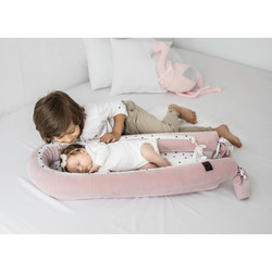 ROYAL BABY PINK BABYNEST 2IN1 Baby Pink - Sleepee
