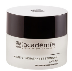 Stimulating and Moisturizing Mask/ stiulerende-fukt maske ikke relevant - Academie