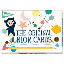 Milestone Junior cards multi - Milestone Cards